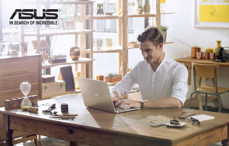 ASUS VivoBook S S510 Preview