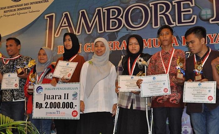 Jambore TIK Disabilitas