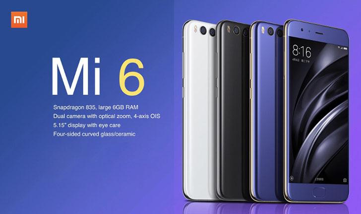 Xiaomi Mi 6, Smartphone Premium dengan Kamera Ganda