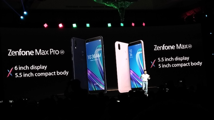 ZenFone Max Pro M1 Grand Launching 2018