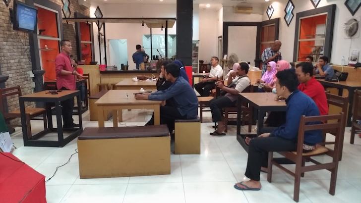 Peserta Kegiatan MES Kalbar 2 Mengelola Keuangan di Bulan Ramadhan