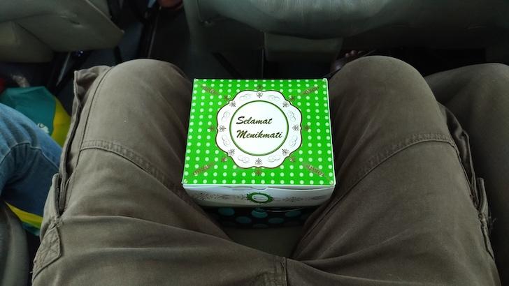 Snack di Penerbangan Susi Air Pontianak Nanga Pinoh