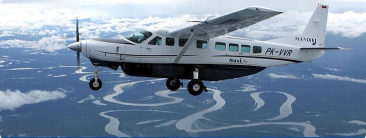 Susi Air Grand Caravan