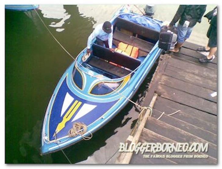 Transportasi Menuju Pulau Derawan