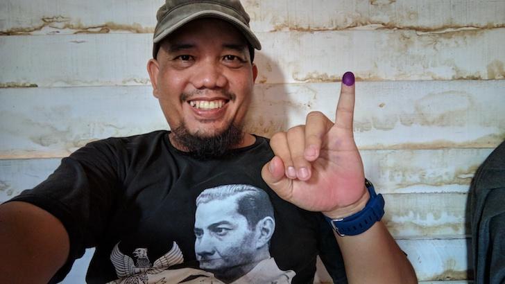 Blogger Borneo Ikut Meramaikan PILKADA Serentak 2018 Kalbar
