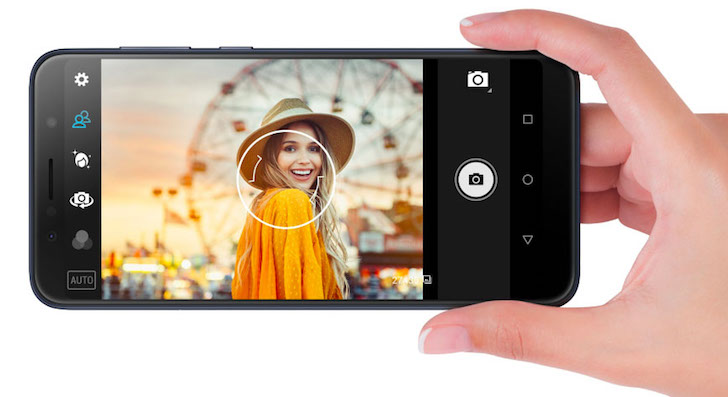 Fitur Portrait Capture ZenFone Max Pro M1