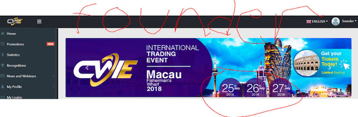 International Trading Event Macau 2018