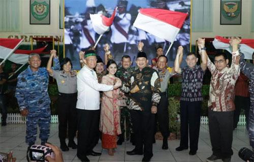 Semua Paslon Dukung Pilkada Serentak 2018 Kalbar Damai