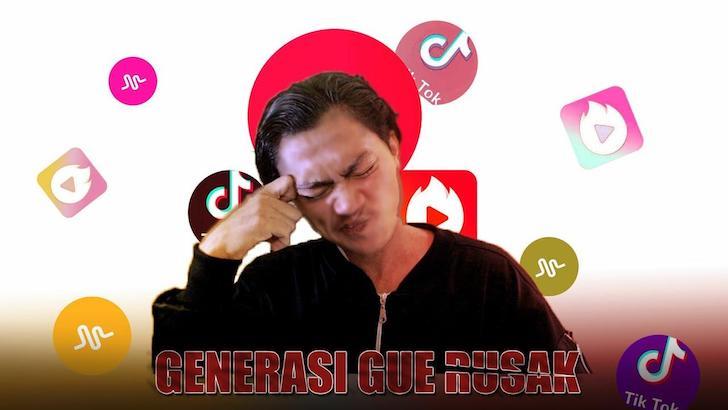 Fenomena Negatif Penggunaan Aplikasi Tik Tok di Indonesia