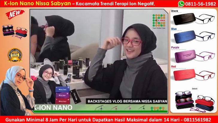 Kacamata Nissan Sabyan