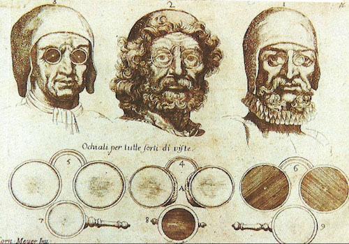 Perkembangan Kacamata dari Masa ke Masa
