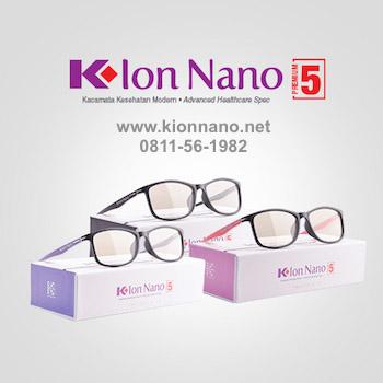 Kacamata Ion Nano Premium